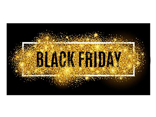 Oedim Vinilo Black Friday Escaparates Rebajas Black Friday | 100 cm x 50 cm | Vinilo Adhesivo | Decora tu escaparate | Pegatinas Adhesivas Escaparate ...