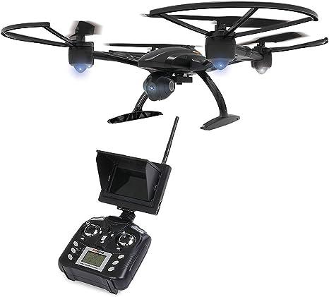 Opinión sobre Jxd 509G 5.8G Fpv Drone con 2,0 Mp Hd en Tiempo Real de la Cámara Aérea con Alta Hold Modo Headless Una Tecla Retorno Rc Quadcopter