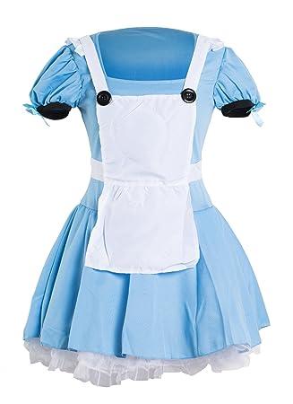 Traje de Alicia en el país de las maravillas de Emmas Wardrobe - incluye el vestido