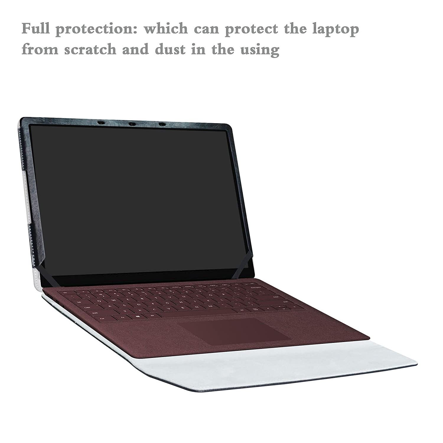 Amazon.com: Alapmk Protective Case Cover For 13.5