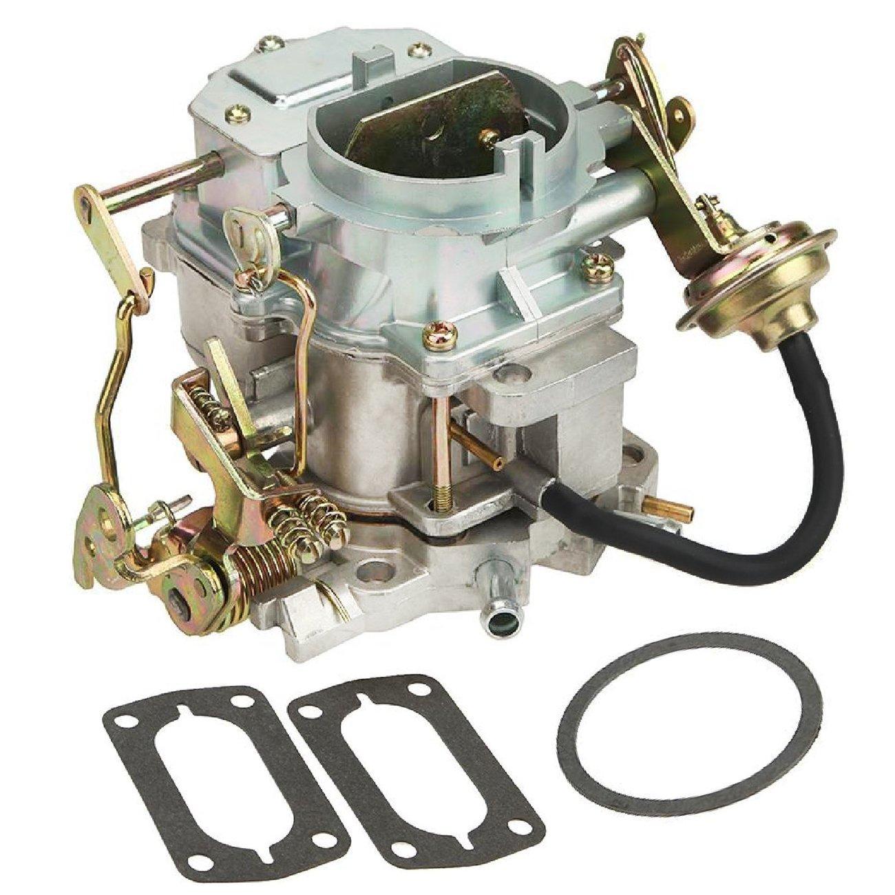 Amazon.com: Partol Carburetor Carb for 1966-1973 Dodge Plymouth/Dodge Truck  with 273-318 Engine - Manual Choke: Automotive