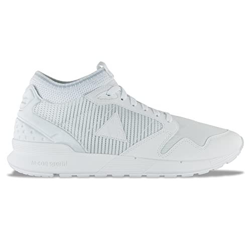 0bf683611eeb Le Coq Sportif Mens Triple White Omicron Trainers  Amazon.co.uk ...