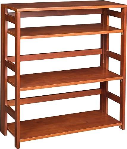 Cheap Niche Flip Flop Folding Bookcase modern bookcase for sale