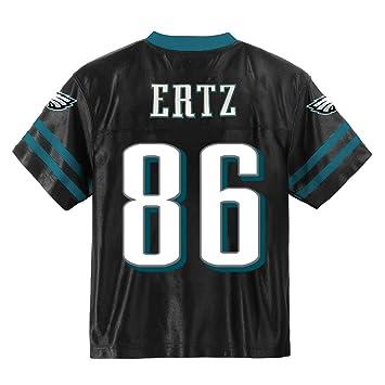 meet 68159 ad6f7 Outerstuff Zach Ertz Philadelphia Eagles #86 Black Youth Alternate Player  Jersey