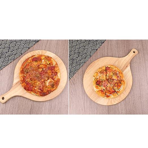 Bandeja de pizza Bandejas para Horno Pizza Tablero de Pizza ...