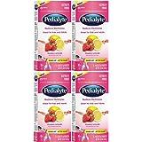 Pedialyte Electrolyte Powder, Electrolyte Drink, Strawberry Lemonade, Powder Sticks, 6 Pcs of 0.6 Oz Packets (Pack of 4)