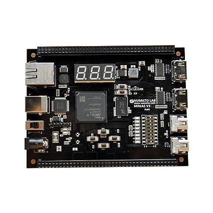 Amazon com : NUMATO LAB Mimas A7 - Artix 7 FPGA Development Board