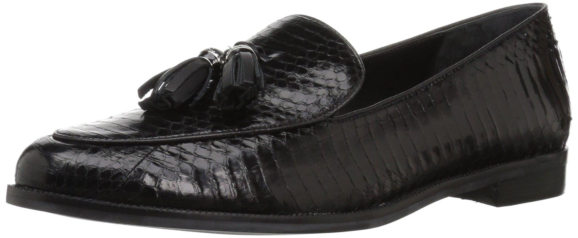 Lauren Ralph Lauren Women's Brindy Loafer, Black, 6.5 B US by Lauren by Ralph Lauren