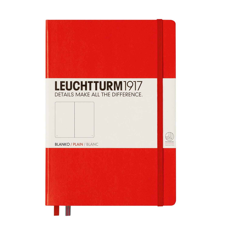 copertina rigida 249 pagine A quadretti Kariert limone taccuino Leuchtturm 1917 A5
