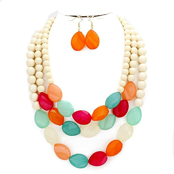 Anna Necklace Set