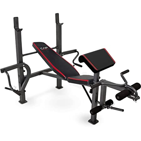 Standard Bench with Butterfly and Preacher Curl, Home Gym Standard Set