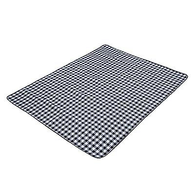 Tapis de pique-nique de l'humidité extérieure enfants de ménage ramper tapis de plage portable mat