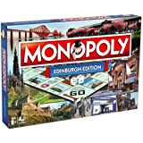 Edinburgh Monopoly Board Game (2018)