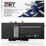 ZTHY 68Wh GJKNX Battery Replacement for Dell Latitude 5480 5580 5280 5590 5490 E5480 E5580 E5490 E5590 Precision 15 3520 3530