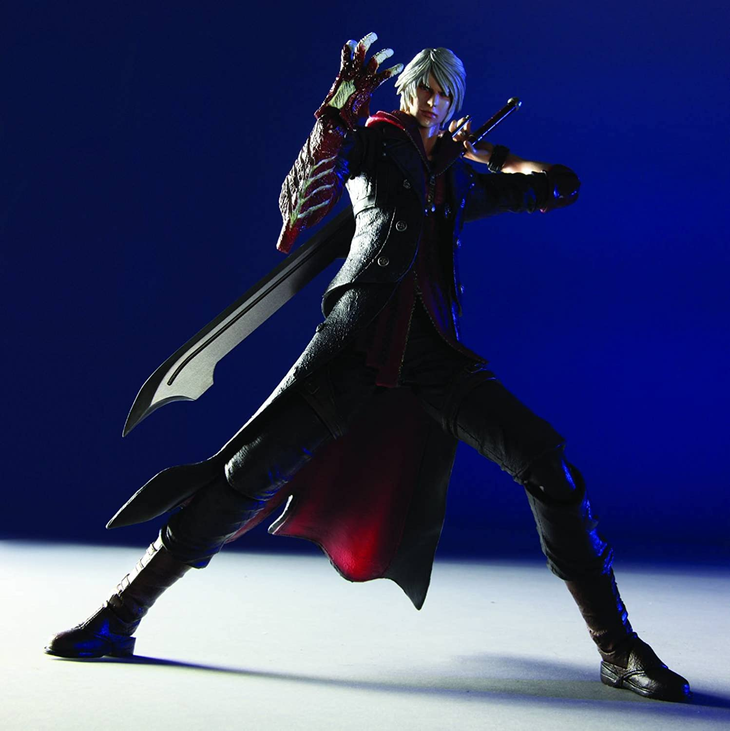 Play Arts Devil May Cry 4 Kai Action Figure Nero Square-Enix sqe00300s/_1