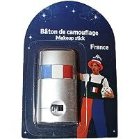 Fiesta Palace - Maquillage France Stick Bleu Blanc Rouge