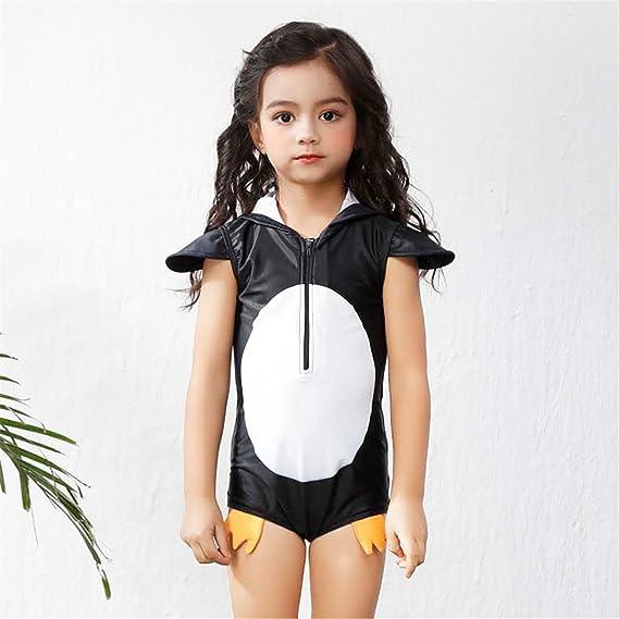 Amazon.com: jeleuon niños pequeños niñas una piezas cute ...