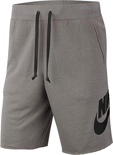 Nike Men's NSW Alumni Fleece Tech Short Ar2375-071 at Amazon ...