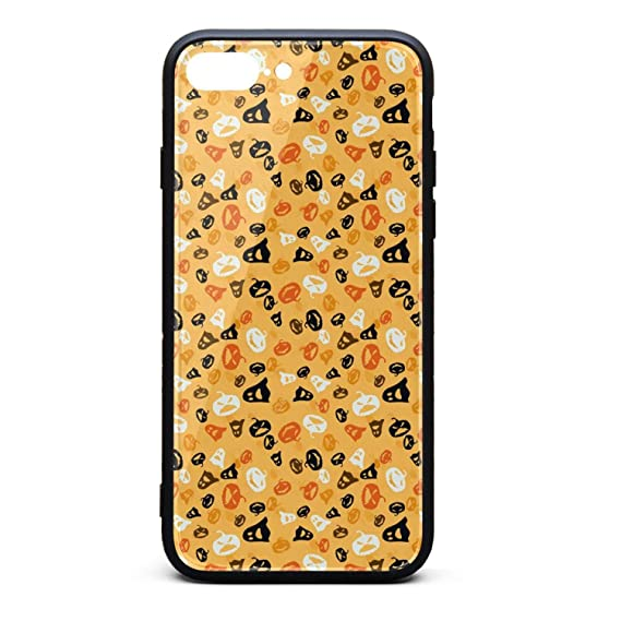 Amazon Com Iphone 7 8 Plus Case Halloween Decor Ultra Slim Case