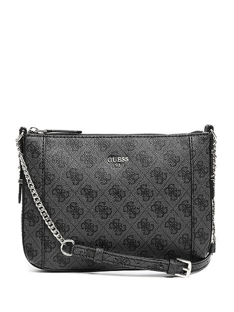 ca96df1ee3 GUESS Kamryn Logo Mini Crossbody  Amazon.ca  Shoes   Handbags