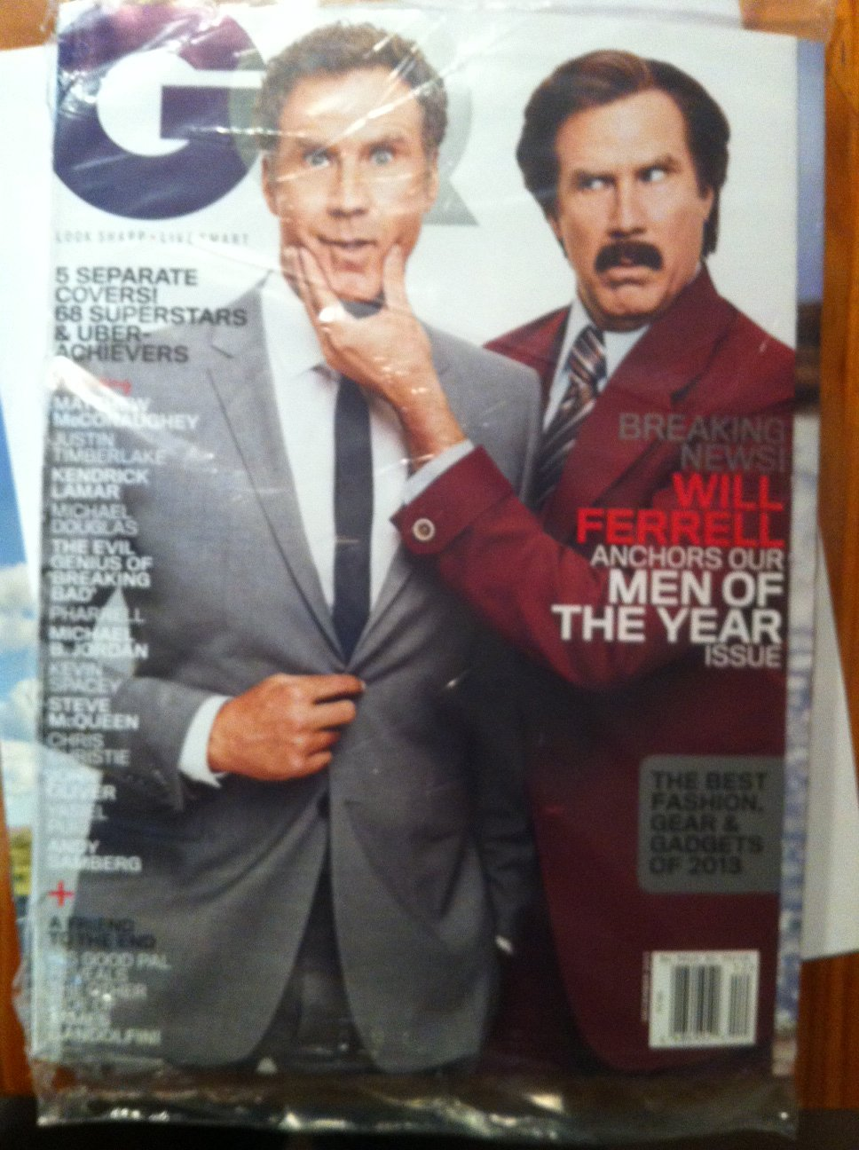 GQ Magazine, December 2013 pdf