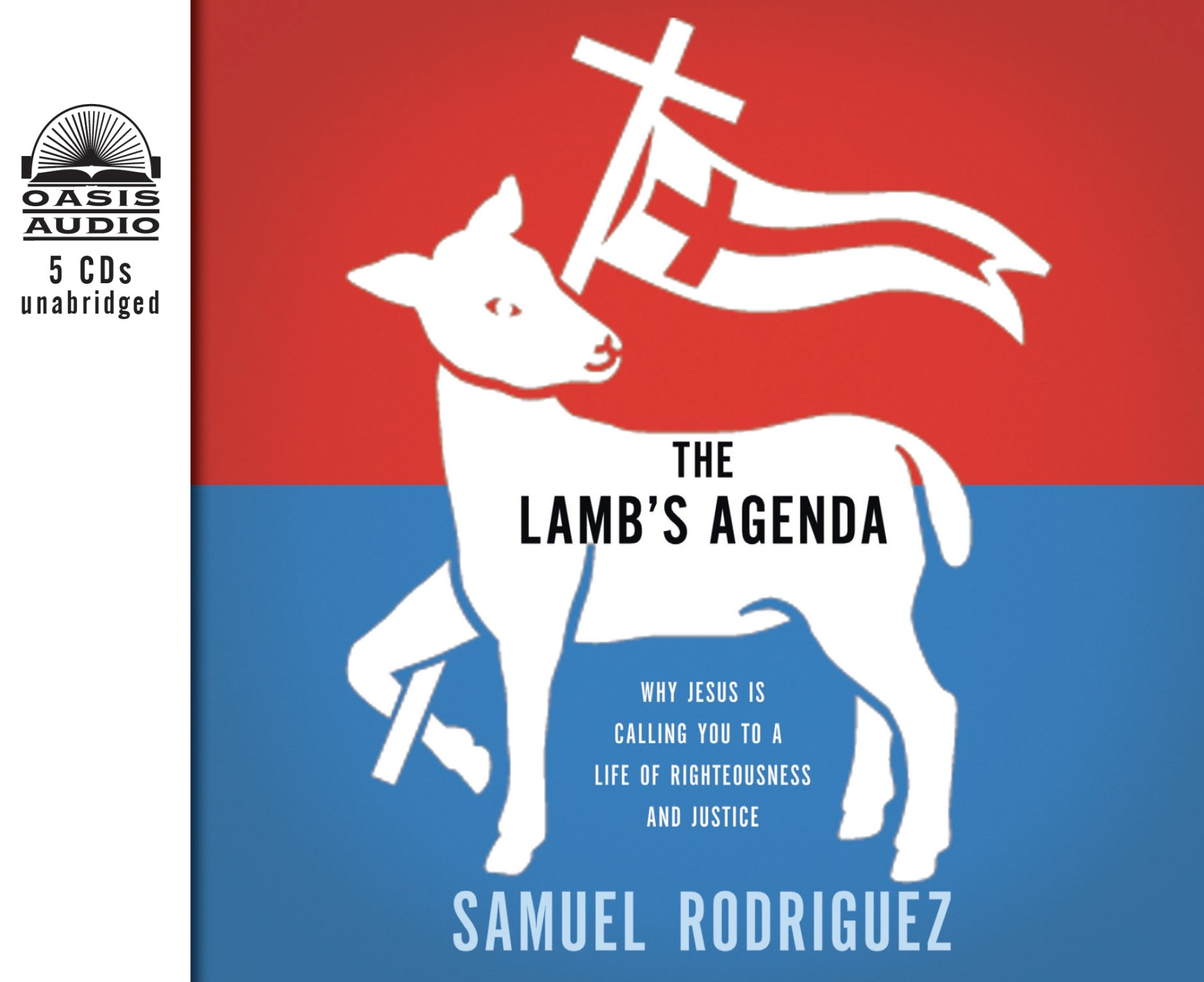 The Lambs Agenda: Why Jesus Is Calling You to a Life of ...