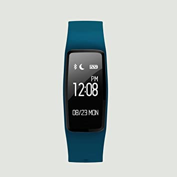 Bluetooth Smart pulsera S1 Smartwatch dinámico sueño Pulsómetro ...
