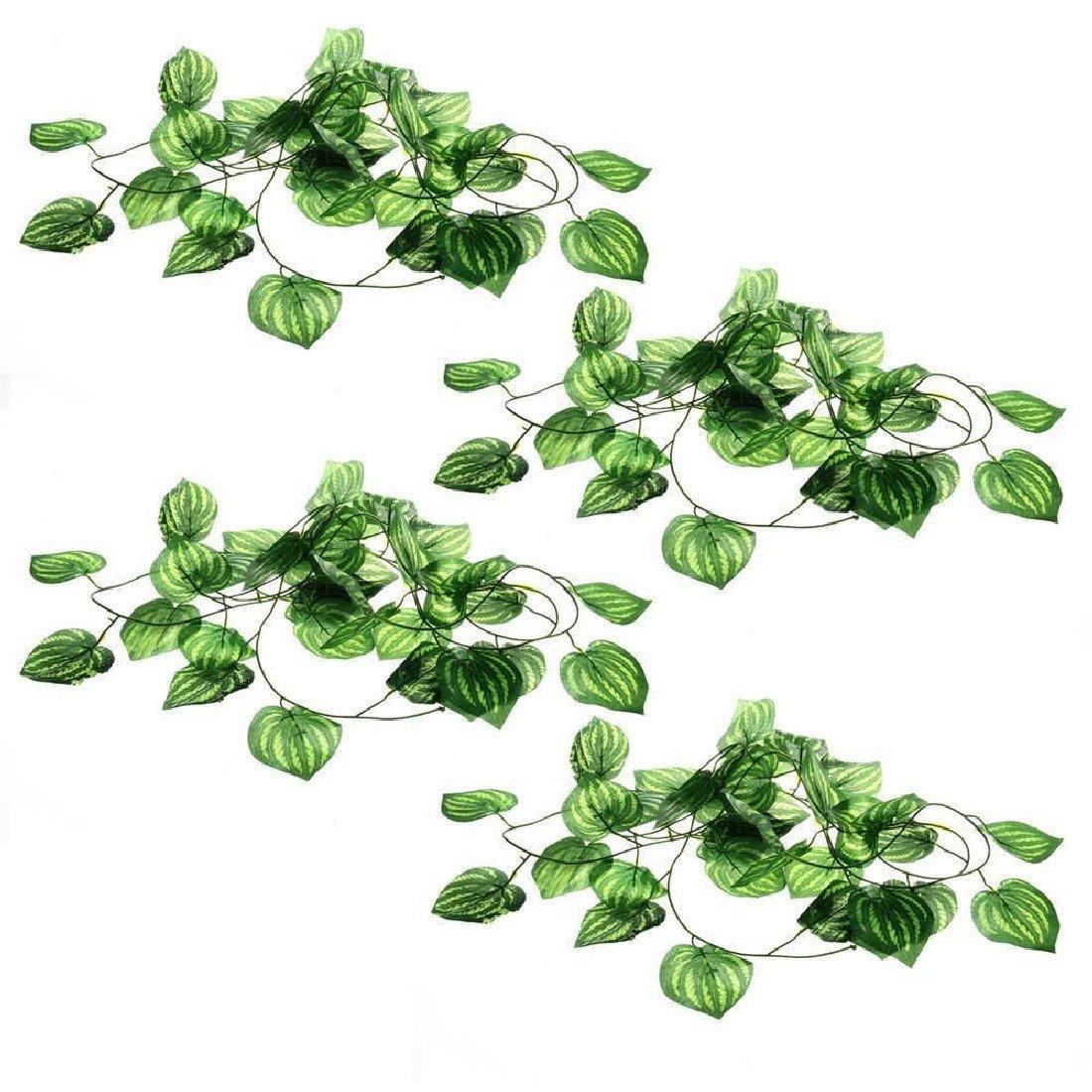 1Reptile Fruits Artificielles vigne plantes Aquarium aménagement paysager feuilles en plastique Décoration Faux ASTrade