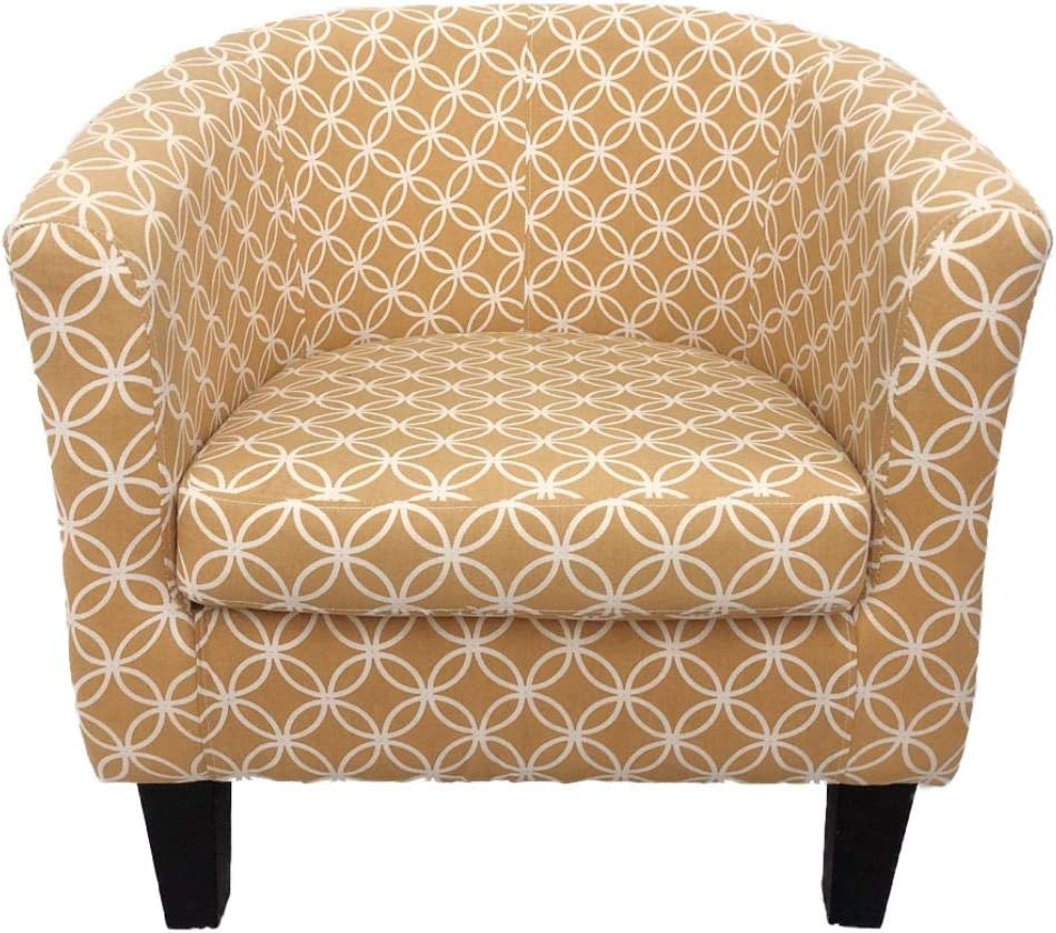 Round sofa modern minimalist single family chair sofa restaurant
