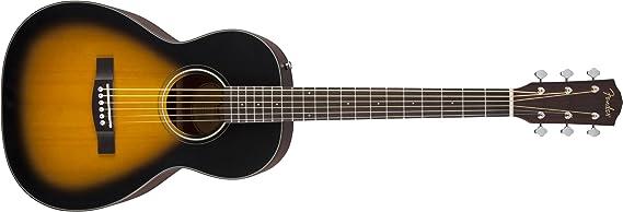 Fender CP-100 0961571021 Parlor Guitarra Acústica – acabado ...