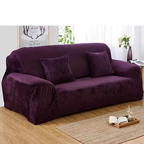 Amazon.com: Alta elasticidad Slipcovers, antideslizante ...