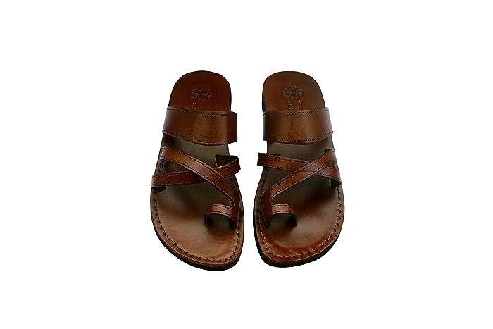 10357d088867 Image Unavailable. Image not available for. Colour  VEGAN Bath Sandals For  Men ...