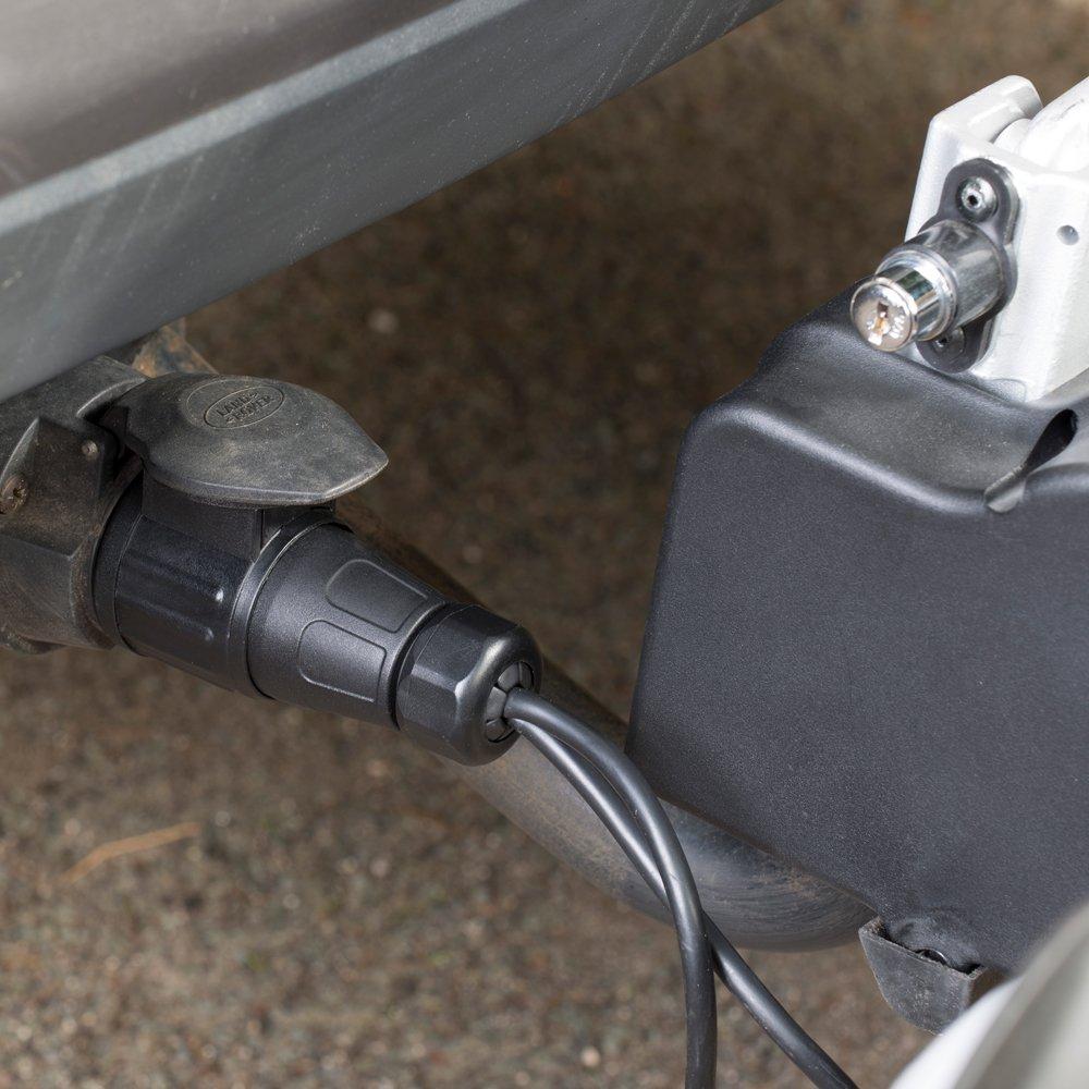 Auto Companion Porte-v/élos plateforme dattelage 3 v/élos