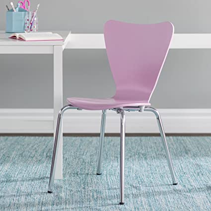 Enjoyable Amazon Com Kids Desk Chair Children Toddler Room Modern Machost Co Dining Chair Design Ideas Machostcouk