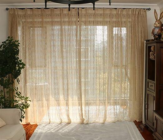 Amazon.de: Icegrey 2 Platten Schlafzimmer Vorhänge ...