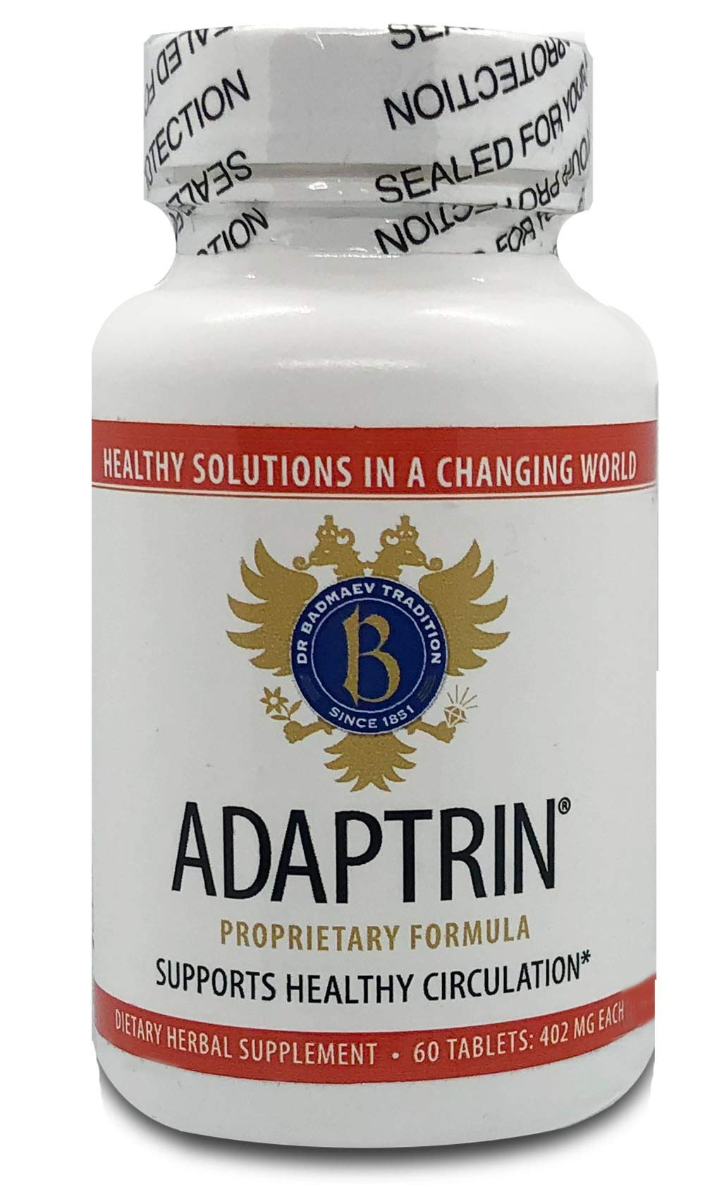 Adaptrin (60) Circulation and Immune Health Tibetan Buryat