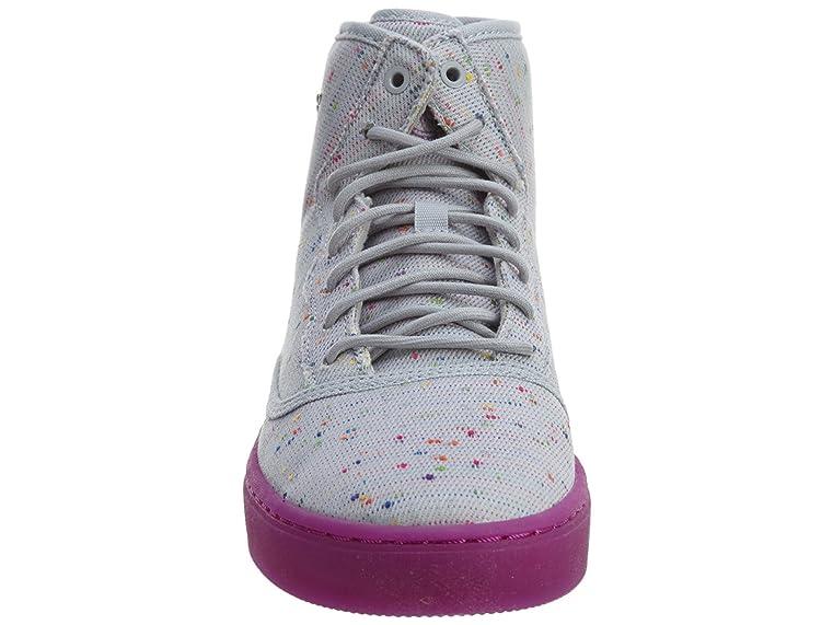 Amazon.com   Jordan Jasmine GG Girls Lifestyle Sneakers New Wolf Grey  Purple Dusk -   Basketball