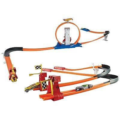 Mattel Hot Wheels 3-1 Race Rally #3: Toys & Games