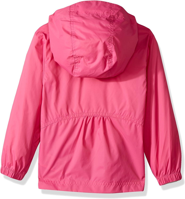 Columbia Youth Girls Switchback Rain Jacket Waterproof /& Breathable