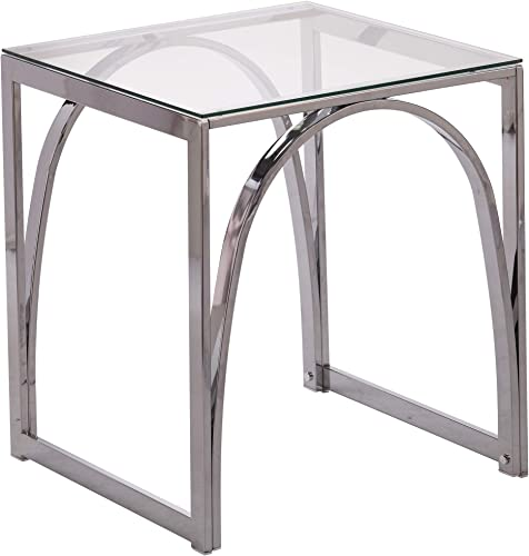 SEI Furniture Stevenly End Table