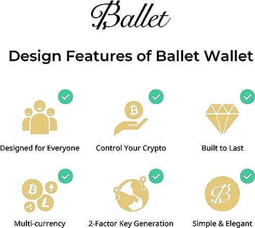 Ballet Real Litecoin Cryptocurrency Physisches Elektronik