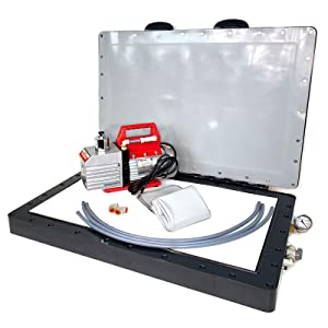 HD 3624 Pro Kit Vacuum Former Machine Thermoforming Press
