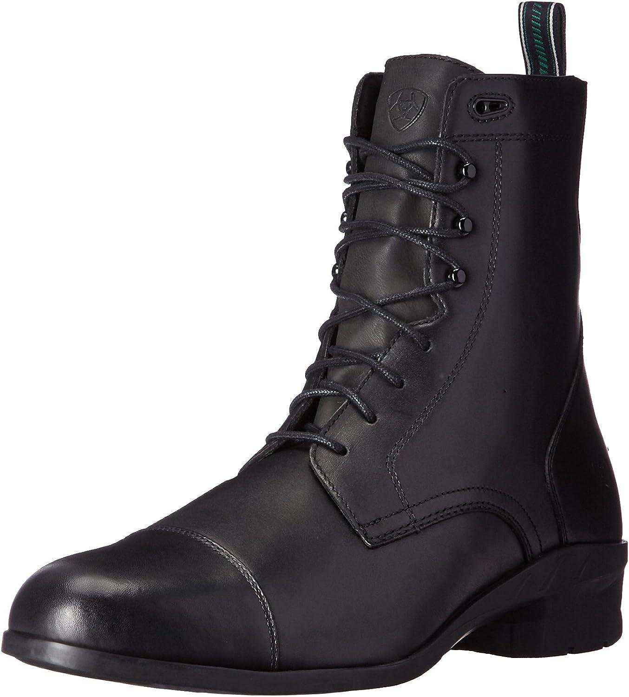 Men's Vintage Workwear – 1920s, 1930s, 1940s, 1950s ARIAT Mens English Paddock Boot $150.33 AT vintagedancer.com
