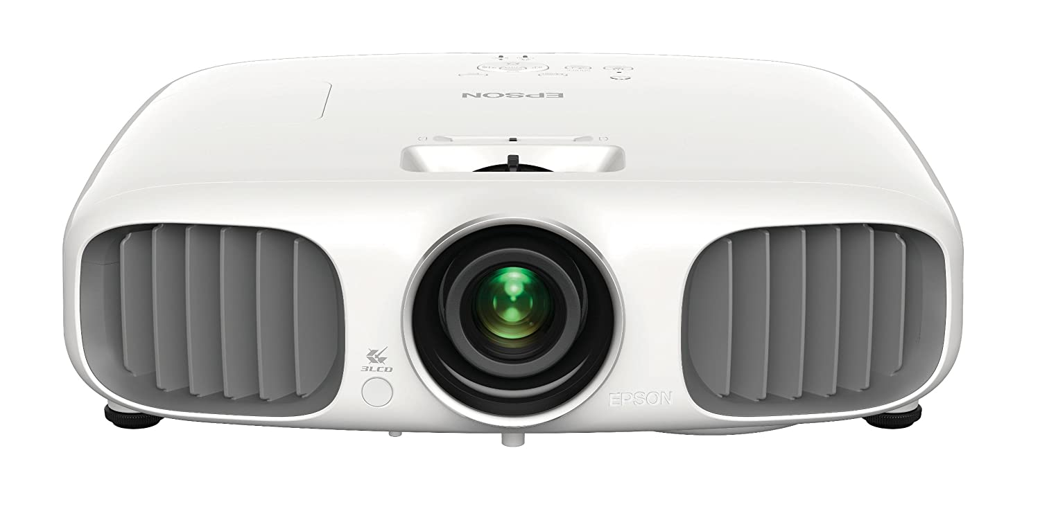 5. Epson Home Cinema 3020 Home Theater Projector