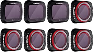 Freewell All Day - 4K Series - 8Pack Filters Compatible with Mavic Air 2 Drone