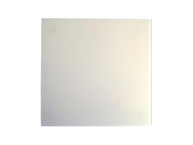 Jollytherm Infrarot Glasheizk/örper 50x50cm 350W Heizpaneel Farbe:blau