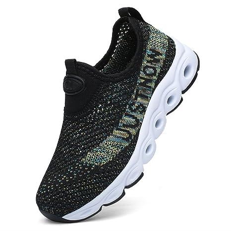 57005025f940e Amazon.com: FCSHOES Laceless Children Shoes for Boys Sneakers Kids ...