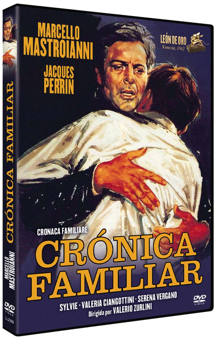 Cronica familliar [DVD]