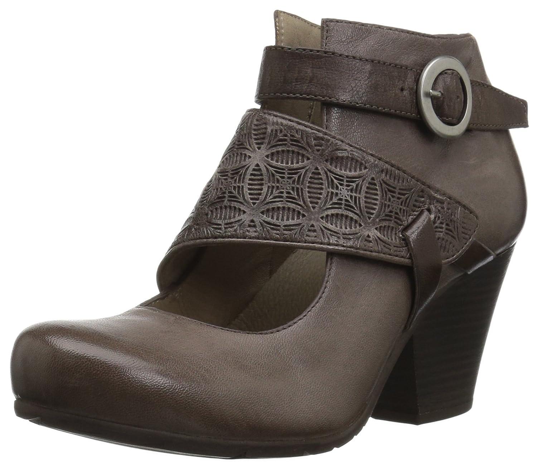 Miz Mooz Women's Dale Ankle Boot B06XS1T96F 6.5 B(M) US|Ash