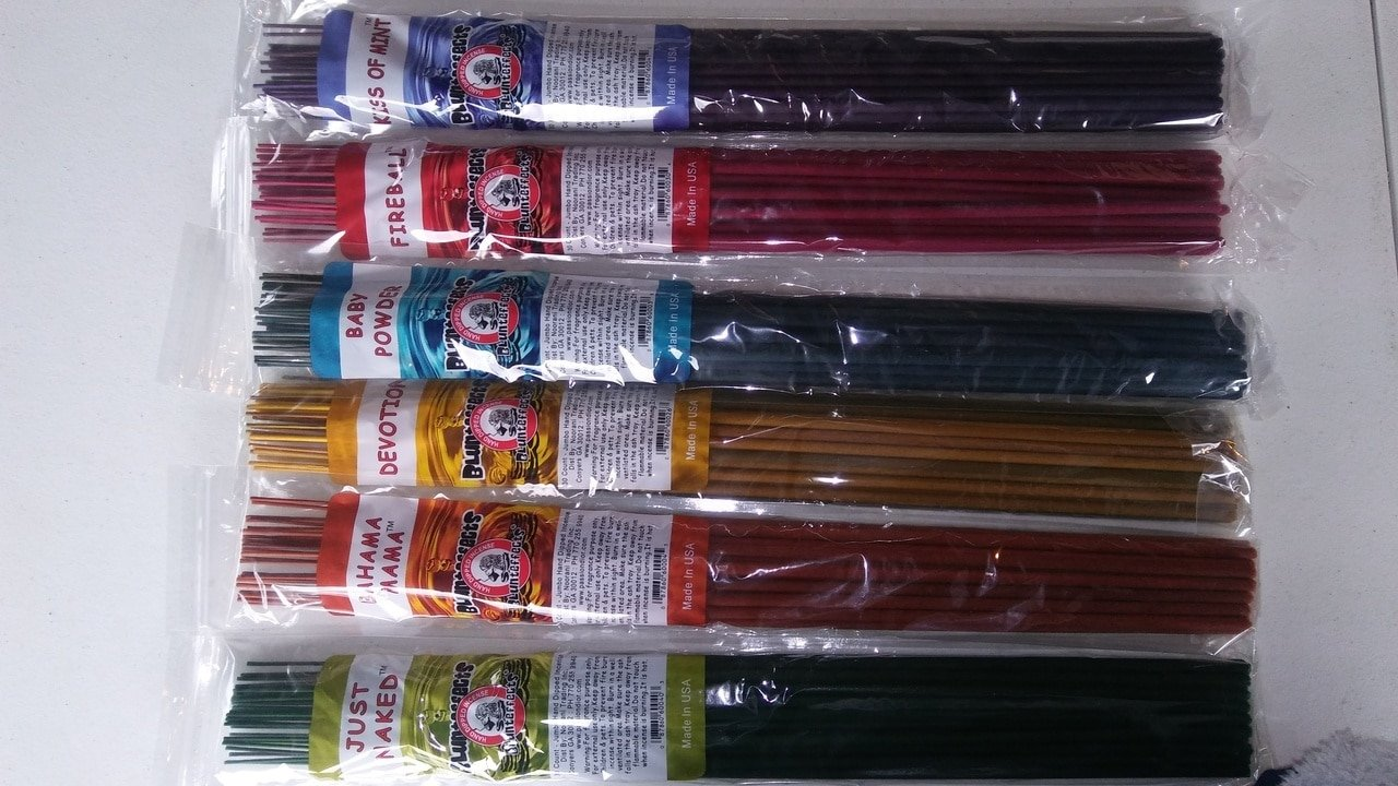 Blunteffects Country Spice 19 Inch Jumbo Incense Sticks - 30 Sticks